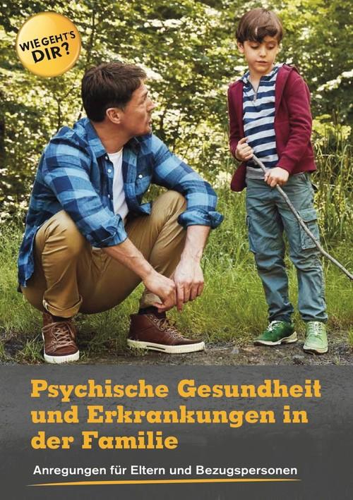 Psychische Gesundheit und<br/>Erkrankungen in der Familie