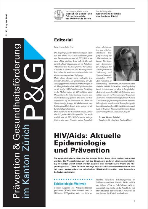 HIV/Aids-Prävention