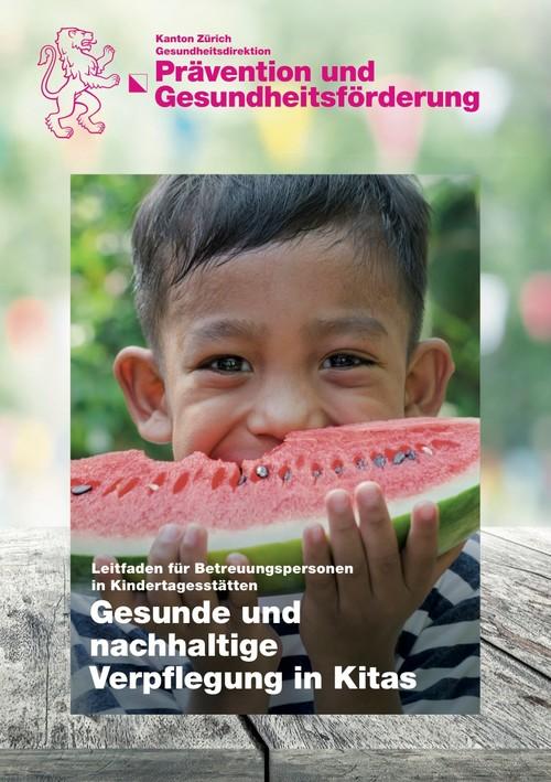 Empfehlungen für die Verpflegung in Kindertagesstätten