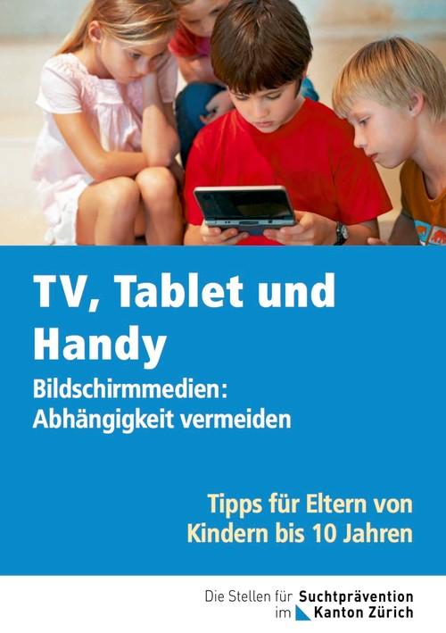 TV, Tablet und Handy