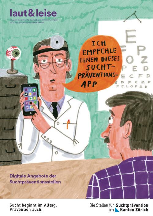 Digitale Angebote der Suchtpräventions<span></span>stellen