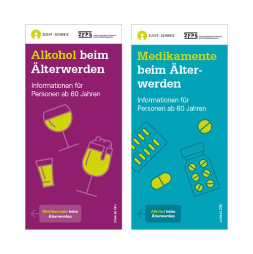 Alkohol und Medikamente beim Älterwerden