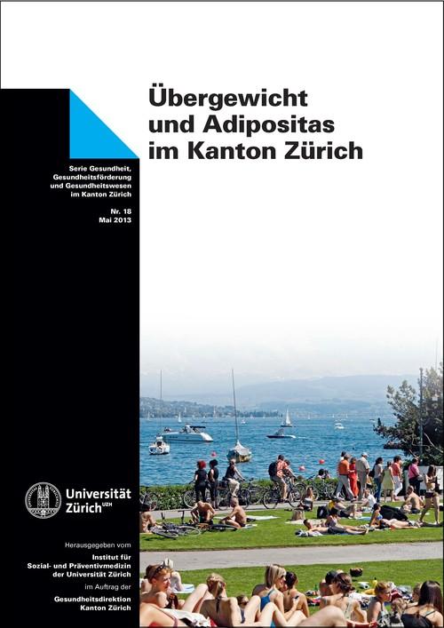 Übergewicht und Adipositas im Kanton Zürich
