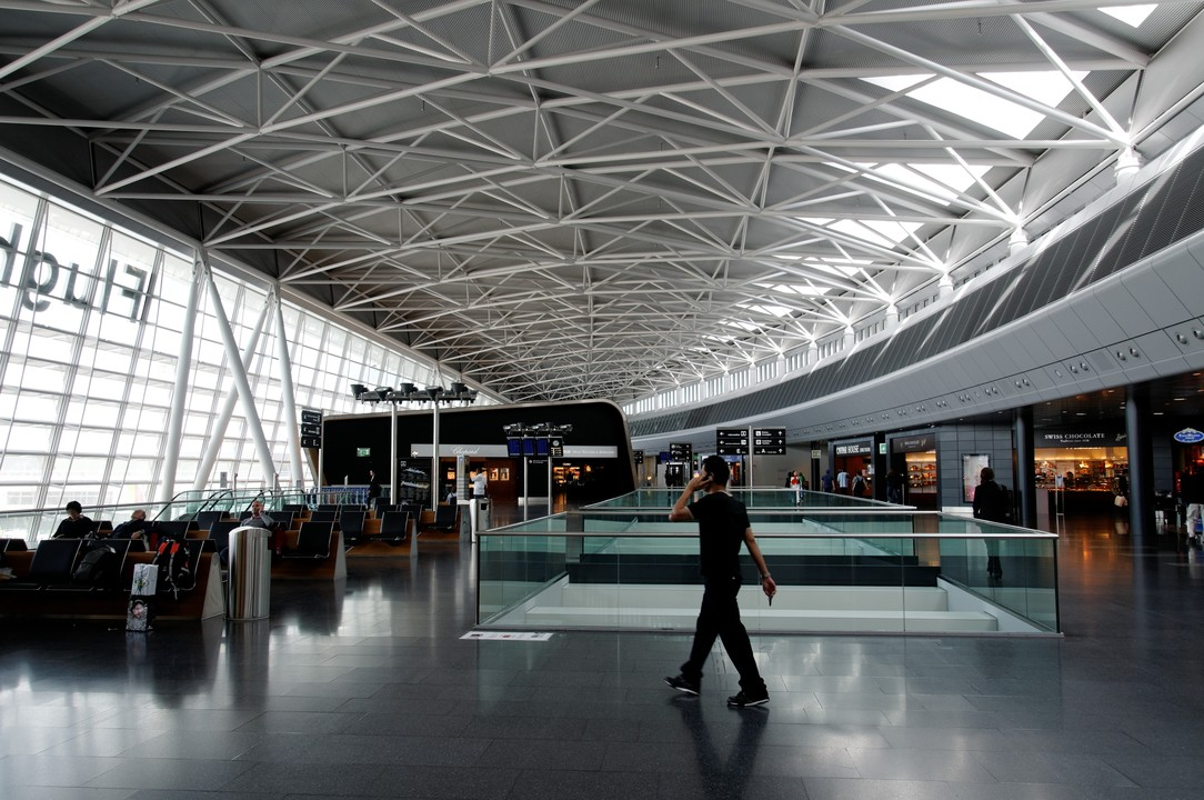 Flughafen Lärm