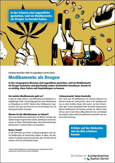 Medikamente als Drogen