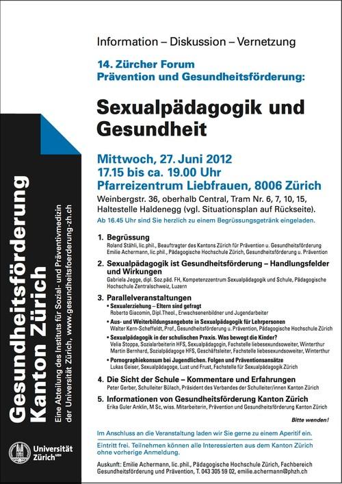Forum Juni 2012