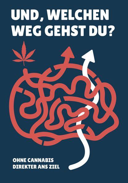 Plakat Freelance Cannabis