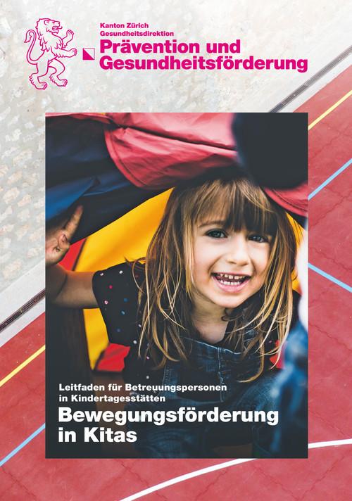 Empfehlungen für die<br/>Bewegungsförderung in Kindertagesstätten